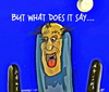 Cartoon: fun humor (small) by tonyp tagged tonyp,arp,arptoons
