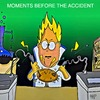 Cartoon: Just before the accident (small) by tonyp tagged arp,arptoons,tonyp,potato,accident