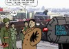 Cartoon: North Korea Mistake (small) by tonyp tagged arp mistake north korea officers