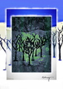 Cartoon: trees (small) by tonyp tagged arp,arptoons,wacom,cartoons,tree,trees
