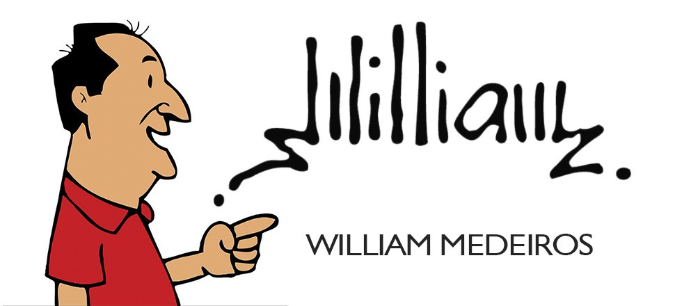 William Medeiros's banner