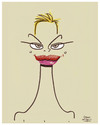 Cartoon: Charlize Theron (small) by juniorlopes tagged charlize,theron