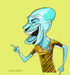 Cartoon: Fernandinho (small) by juniorlopes tagged brazil,fernandinho