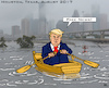 Cartoon: Climate Change? (small) by RachelGold tagged usa,texas,houston,trump,climatechange,lie,fake,news