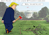 Cartoon: G7 - Trump vs. Macron (small) by RachelGold tagged g7,summit,usa,canada,france,trump,macron,ex,friends