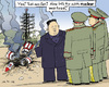 Cartoon: Missile Launch - another try (small) by MarkusSzy tagged northkorea,kim,jong,un,missile,test
