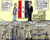 Cartoon: Ready to Talk (small) by MarkusSzy tagged syria,assad,bashar,pression,torture,talks