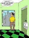 Cartoon: Reality TV (small) by aarbee tagged tv