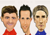 Cartoon: gerrard RVP torres (small) by iyojarwo tagged as