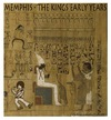 Cartoon: memphis-the kings early years (small) by schmidibus tagged king,rock,and,roll,memphis,elvis,presley,weltstar,unsterblich,of,kings,ägypten
