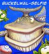 Cartoon: Buckelwal-Selfie (small) by Jupp tagged wal,selfie,cartoon,jupp