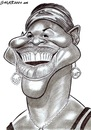 Cartoon: Serena Williams (small) by shar2001 tagged caricature,serena,williams