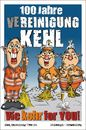 Cartoon: 100 Jahre Kehl (small) by BARHOCKER tagged 100,jahre,kehl,uwe,ott,ottdesign