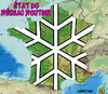 Cartoon: etat des routes en france ... (small) by CHRISTIAN tagged neige,routes