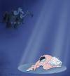 Cartoon: ballet (small) by Elkin tagged ballet,arts