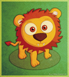 Cartoon: Random Lion (small) by kellerac tagged lion,leon,cartoon,animal,nature,maria,keller,kellerac