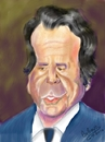 Cartoon: Julio Iglesias (small) by cabap tagged caricature