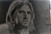 Cartoon: Kurt Cobain (small) by szomorab tagged kurt,cobain,nirvana