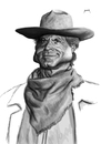 Cartoon: terence hill (small) by szomorab tagged terence,hill