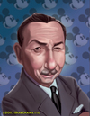 Cartoon: Walt Disney (small) by tobo tagged walt,disney