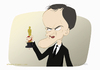 Cartoon: Quentin Tarantino (small) by Wilmarx tagged oscar,caricature,tarantino,film