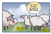 Cartoon: Animal Farm on Wall Street (small) by carol-simpson tagged wall street sheep occupy wealth poverty