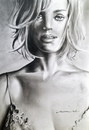 Cartoon: Uma Karuna Thurman (small) by Maicon SA tagged uma,karuna,thurman,maicon,sa