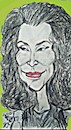 Cartoon: Famous Singer Cher (small) by SiR34 tagged cher