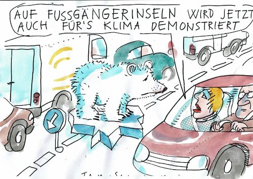 Cartoon: Klima (medium) by Jan Tomaschoff tagged klimawandel,erderwärmung,klimawandel,erderwärmung