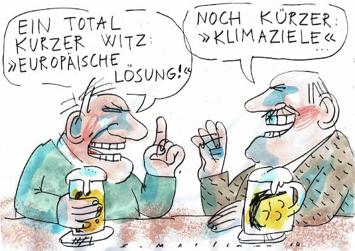 Cartoon: Witze (medium) by Jan Tomaschoff tagged schlagworte,phrasen,politikersprech,schlagworte,phrasen,politikersprech