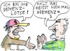 Cartoon: Demenzhilfen (small) by Jan Tomaschoff tagged demenz,alzheimer,demografie