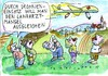 Cartoon: no (small) by Jan Tomaschoff tagged drones
