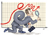 Cartoon: Economic growth (small) by Damien Glez tagged economic,growth,finance