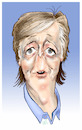 Cartoon: Paul McCartney (small) by Damien Glez tagged paul,mccartney,music,beatles