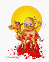Cartoon: Scott Morrison (small) by halisdokgoz tagged scott,morrison,the,killing,of,camels,australia