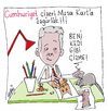 Cartoon: Freiheit für Musa Kart (small) by Hayati tagged musa,kart,karikaturist,cartoonist,zeichner,opposition,cumhuriyet,gazete,akp,istanbul,hayati,boyacioglu