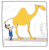 Cartoon: Heilwirkung (small) by Hayati tagged kamel,urin,aberglaube,unwissen,wissenschaft,camel,tuerkei,karikatür,hayati,boyacioglu