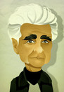 Cartoon: Emil Cioran (small) by Nicoleta Ionescu tagged emil cioran philosopher philosophy