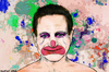 Cartoon: robin williams- Sad Clown (small) by matan_kohn tagged robin,williams,sad,clown,matan,kohn
