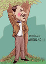 Cartoon: Richard Addinsell (small) by frostyhut tagged addinsell,composer,english,british,20thcentury,music,classical