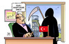 Cartoon: Bergbau Türkei (small) by Harm Bengen tagged grubenunglück,bergbau,kohle,türkei,tod,tot,erdogan,soma,sicherheitssystem,geld,profit,kapitalismus,sicherheit,harm,bengen,cartoon,karikatur