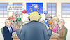Cartoon: Johnson-Jonglage (small) by Harm Bengen tagged boris,johnson,jonglage,jonglieren,vorschläge,brexit,backstop,uk,gb,europa,harm,bengen,cartoon,karikatur