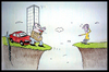 Cartoon: Rich and Poor (small) by cizofreni tagged rich,poor,zengin,fakir,yoksulluk