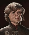 Cartoon: Lannister (small) by jonesmac2006 tagged game,of,thrones,caricature