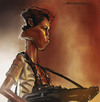 Cartoon: Ripley Caricature (small) by jonesmac2006 tagged ripley,caricature,alien,sigourney,weaver
