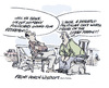 Cartoon: poly  tics (small) by barbeefish tagged government