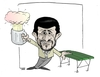 Cartoon: OKTOBERFEST A TEHERAN (small) by uber tagged oktoberfest,ahmadinejad,birra,atomica,nucleare,nuclear,atomic