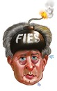 Cartoon: Fies Bomb (small) by Felipe Moreira tagged brazil