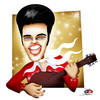 Cartoon: Elvis (small) by saadet demir yalcin tagged elvis,ep,syalcin,sdy