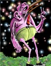 Cartoon: mas (small) by juan carlos orozco alzate tagged color